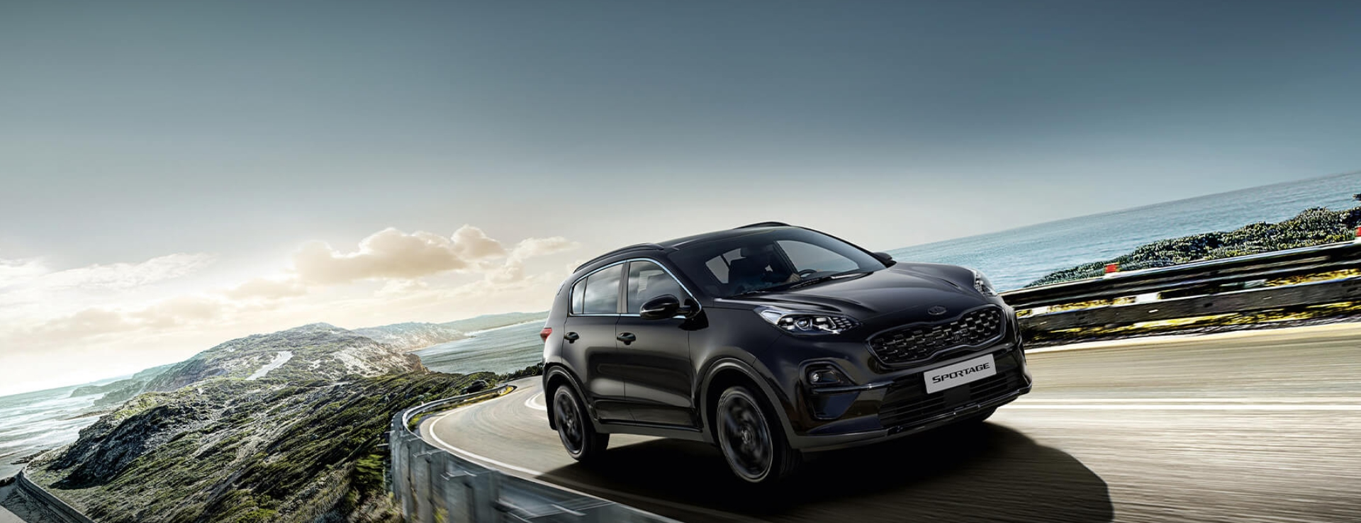Die neue Sportage Black Edition.>From Media Library
